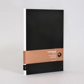 tyyp Notizbuch XL (Schwarz)