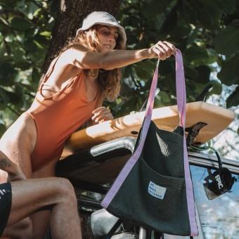 We Make Patterns - Surf&Yoga Carry Bag Khaki