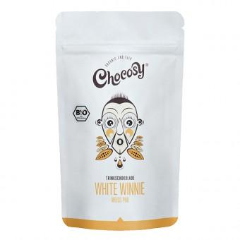 Chocosy - WHITE WINNIE TRINKSCHOKOLADE 90g (BIO)