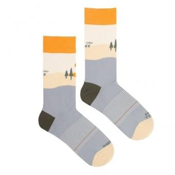 Roadtyping X Wams Socken - Wild & Free