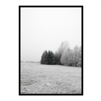 na.hili winter wonderland - 50x70/A1 Artprint - Poster