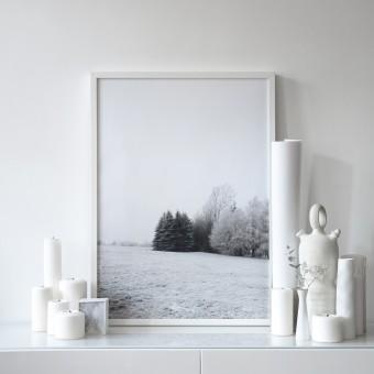 na.hili winter wonderland - A3 Artprint - Poster