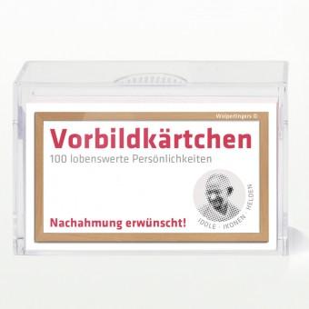 Wolpertingers Warenhaus Vorbildkärtchen