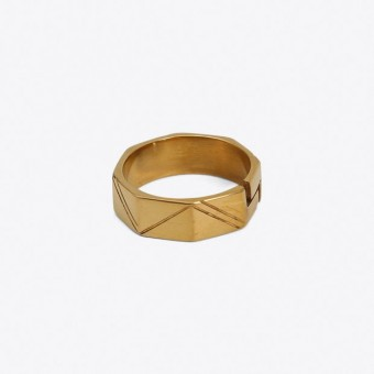 YOURS TO KEEP Achteckiger Ring