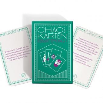 Chaoskarten Partyspiel Erweiterung