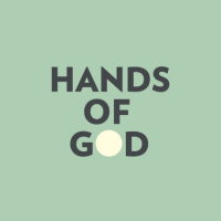 HANDS OF GOD FOOTBALL