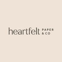 heartfelt paper & co